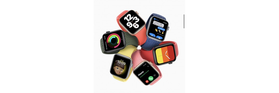 Apple Watch от 16990р
