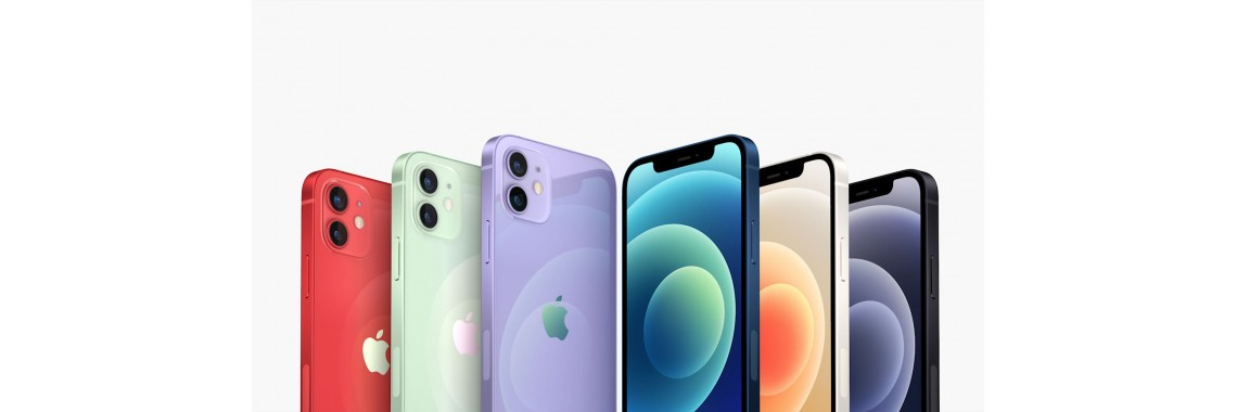 iPhone 12, 12 Mini, 12 Pro, 12 ProMax
